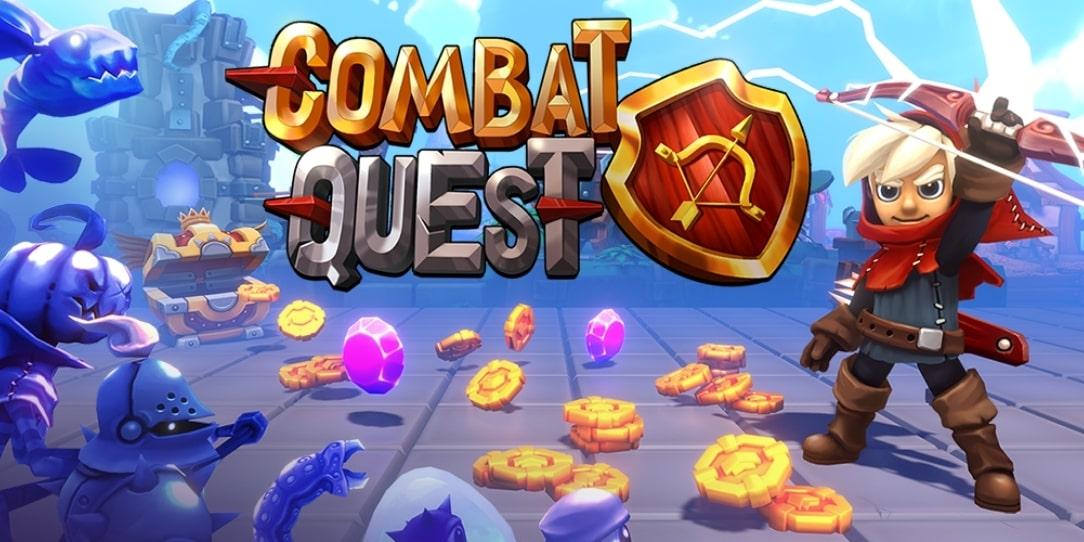 Combat Quest Mod Apk v0.20.1 (Unlimited Money)