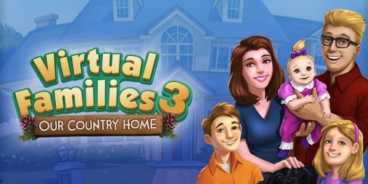 Virtual Families 3 Mod Apk v1.7.17 (Unlimited Money)