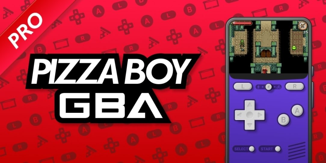 Pizza Boy GBA Pro Apk v1.25.6 (Paid For Free)
