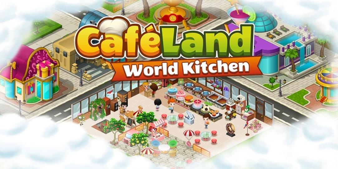 Cafeland – World Kitchen v2.1.89 Apk + MOD (Unlimited Money)